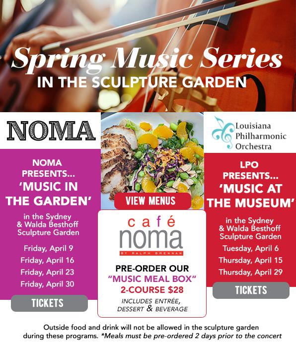 Spring Music Series