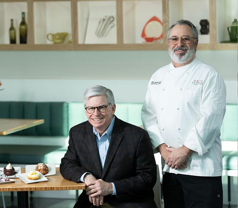 Ralph and Chef Chris