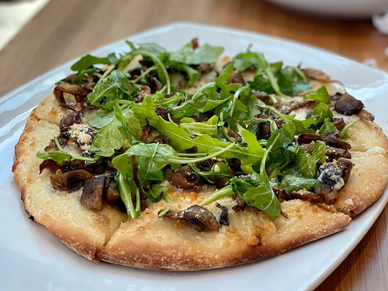 Promotion for Friday Flatbread Special